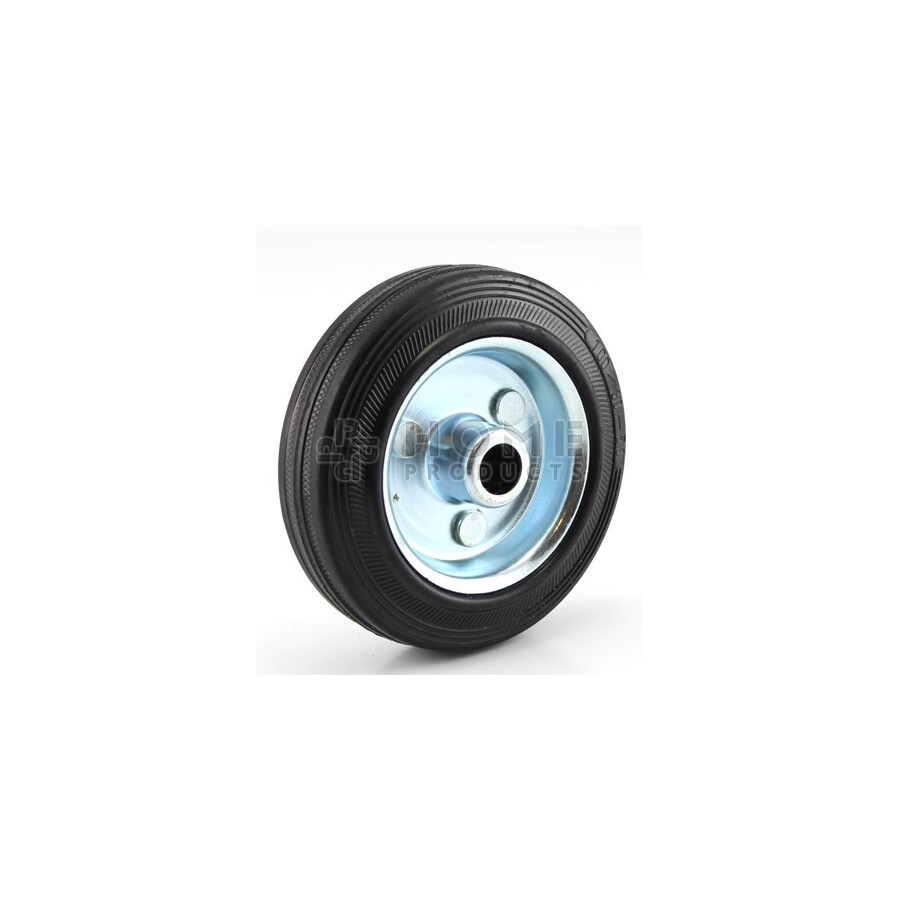 Rubber Wheel Metal RIM 75 mm
