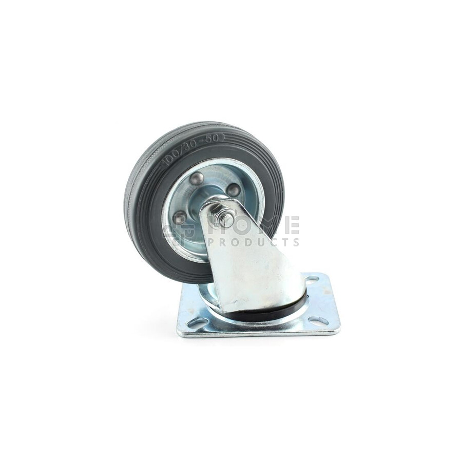rubber wheel, 100 mm 60kg