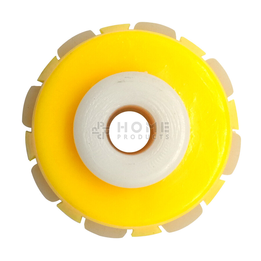 Multi-directional wheel with 8 rollers, 40 mm