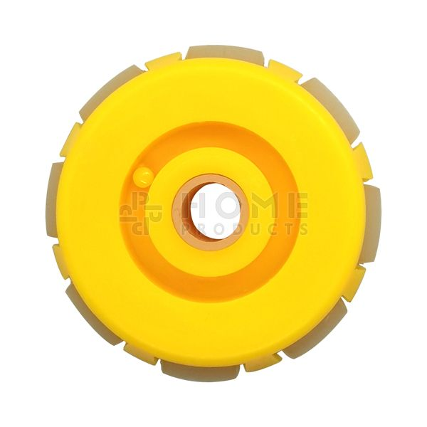 Multi-directional wheel with 8 rollers, 51 mm